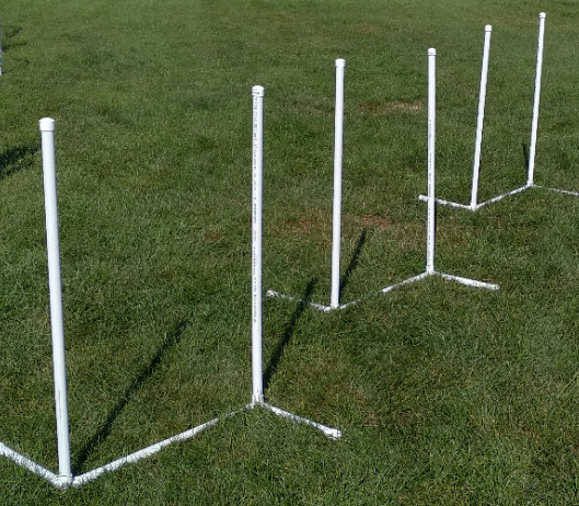 2 x 2 Training Weave Poles