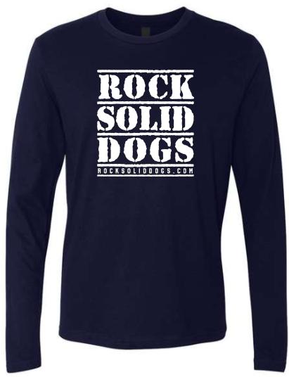 ROCK SOLID T-Shirt (Long Sleeve)