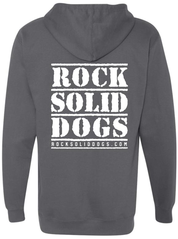 ROCK SOLID Pullover Hoodie