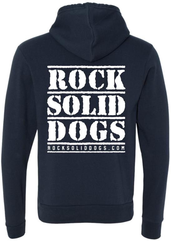 ROCK SOLID Premium Hoodie